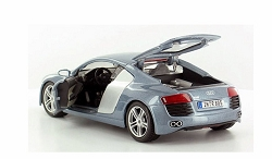 Audi Metallic Blue R8 V10 Plus Maisto Collector Car
