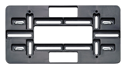 Universal License Plate Mounting Plate